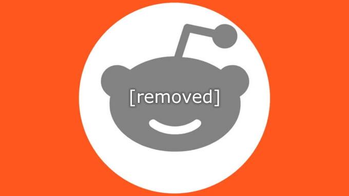 reddit- deleted